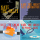 The Complete Nate the Great English Novel Studies Bundle f