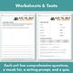 The Complete Nate the Great ELT Novel Studies Bundle for J