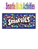 Smartie Math Activities