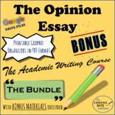 The Complete Opinion Essay