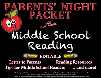 The Complete Package for Open House Night