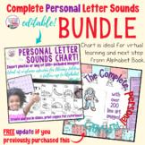 The Complete Personal Alphabet BUNDLE !