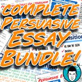 The Complete Persuasive Essay Practice Bundle!