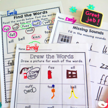 The Complete Phonics Bundle Including Phonics Worksheets, Games and Activities