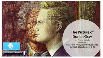 The Complete Picture of Dorian Gray - Chapters 1 - 20 (21 individual lessons)
