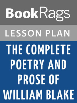 The Complete Poetry and Prose of William Blake Lesson Plans