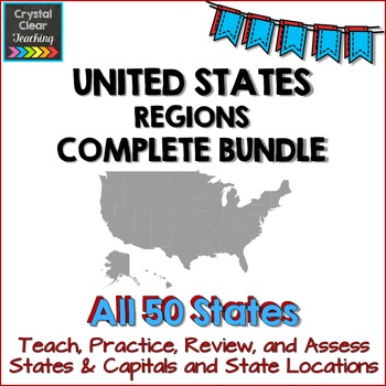 The Complete Regions of the United States Bundle