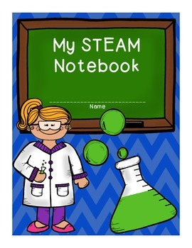 STEAM / STEM : The Complete Pack {Journal, Centers, Jobs and More!}