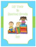The Complete Second Grade Scrapbook (portfolio)