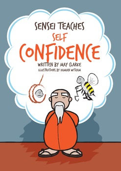 The 8 Complete Sensei Teaches Life Skills Series  (mini storybooks)