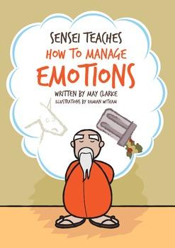 The 8 Complete Sensei Teaches Life Skills Series  (mini st