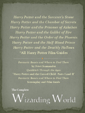 The Complete Wizarding World (The Works of J.K. Rowling)