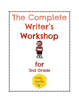 The Complete Writer's Workshop for 2nd Grade