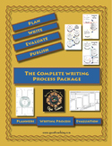 The Complete Writing Process & Planning Package