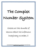 The Complex Number System