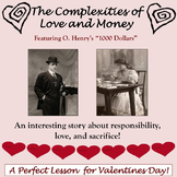 "The Complexities of Love and Money Unit: Featuring ""1,000 Dollars"" by O. Henry"