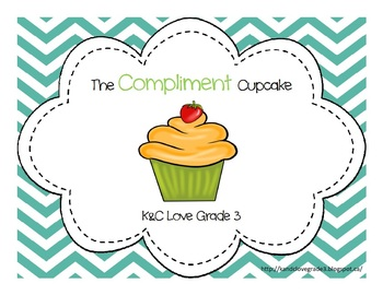 The Compliment Cupcake {Positive Feedback for Kids}