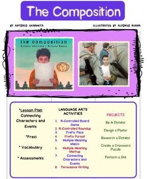 The Composition Lesson Plan and Prezi