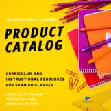 The Comprehensible Classroom Catalog - SPANISH