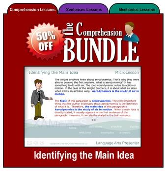 The Comprehension Bundle, Full Version