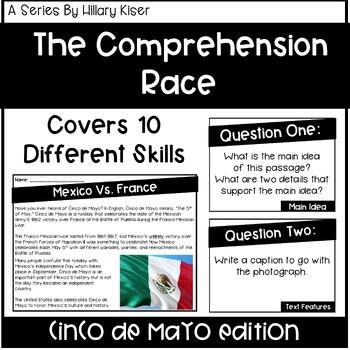 The Comprehension Race: Cinco de Mayo Edition