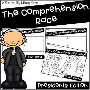 The Comprehension Race: Presidents Edition