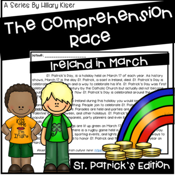 The Comprehension Race: St. Patrick's Edition