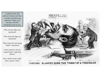 The Compromise of 1850 & Fugitive Slave Act Notes