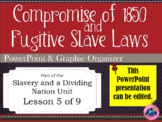 The Compromise of 1850 - Fugitive Slave Law