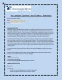 The Computer Classroom Elementary Course Syllabus