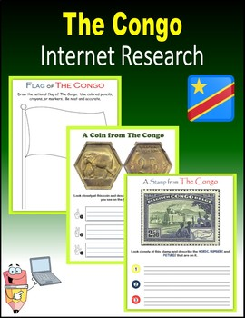 The Congo (Internet Research)