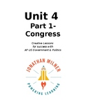 The Congress - Unit 4 - Part 1 - AP US Government