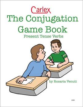 The Conjugation Game: Present Tense - Digital Files
