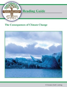 (Agriculture) The Consequences of Climate Change- Reading Guide
