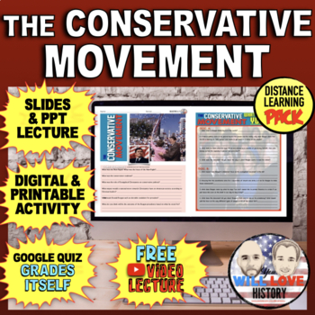 The Conservative Movement Bundle