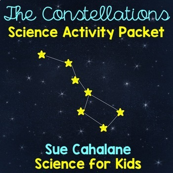 The Constellations Science Activity Pack