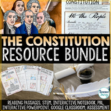 The Constitution Distance Learning Activities Bundle