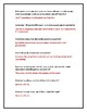 The Constitution: Bill of Rights Webquest (With Answer Key!)