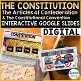 The Constitution Google Classroom  | US Constitution Googl
