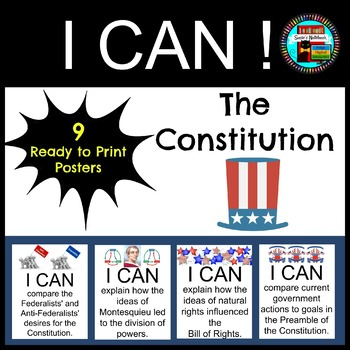 The Constitution I CAN