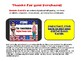The Constitution I Have, Who Has? Game, Digital Boom Cards Task Cards, and Quiz