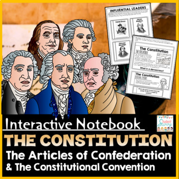 The Constitution Interactive Notebook