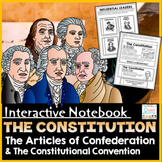The Constitution Interactive Notebook  | Articles of Confederation