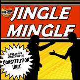 The Constitution Jingle Mingle Fun, Review Activity