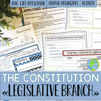 Constitution - Legislative Branch