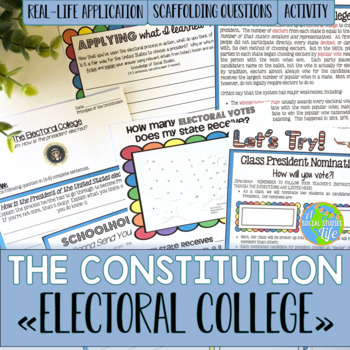 a study on the electoral college in the united states Vice-president of the united states, representatives in congress, the executive   the congressional research service report entitled the electoral college:   electoral votes in each state to the candidates who win the most popular votes in.