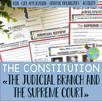 Constitution - Supreme Court and Judicial Branch