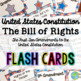 Bill of Rights with BONUS Flash Cards