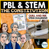 The Constitution PBL & STEM (Project Based Learning)