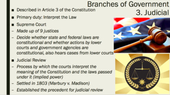 The Constitution PPT